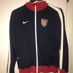 US Men's National Soccer Jacket.